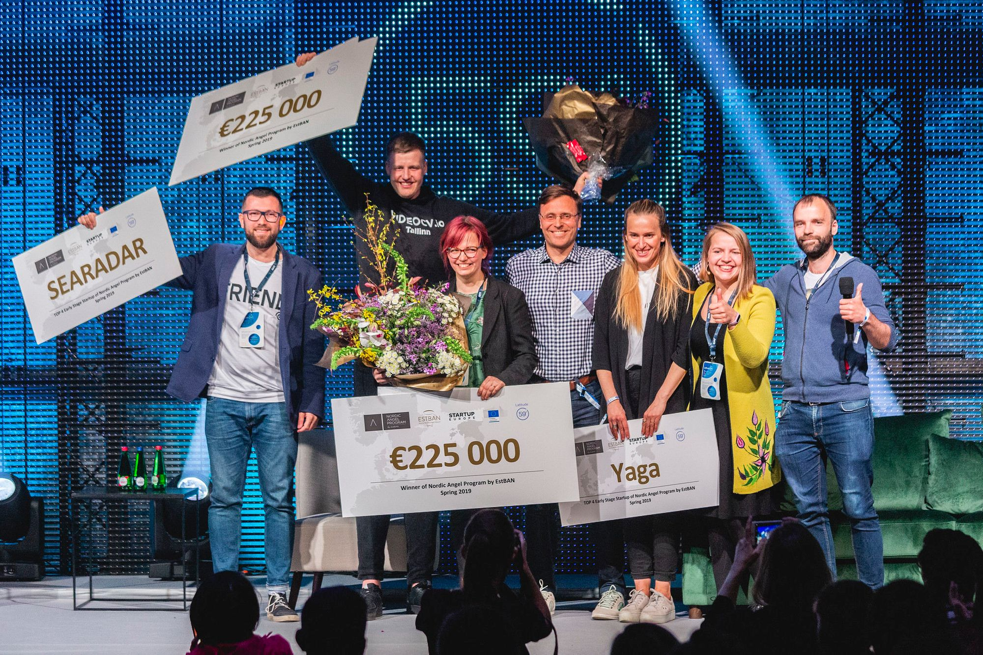 Interview with the winner of the Nordic Angel Program by EstBAN at Latitude59: Johanna-Mai Riismaa of Zelos app