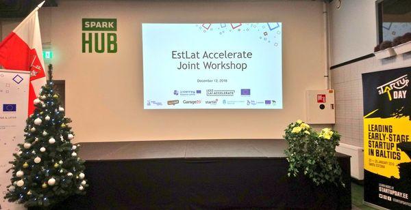 Visiting Buildit, the hardware and IoT startup accelerator in Tartu, Estonia